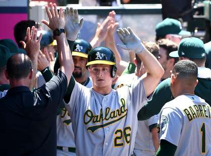 New All-Star Matt Chapman leads A's power surge in win over Angels