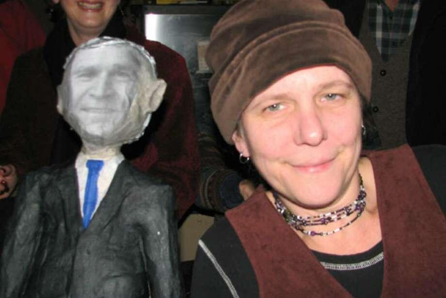 Were you seen at 2009 Bye Bye Bush at Lark Tavern? Photo: Kristi L. Gustafson