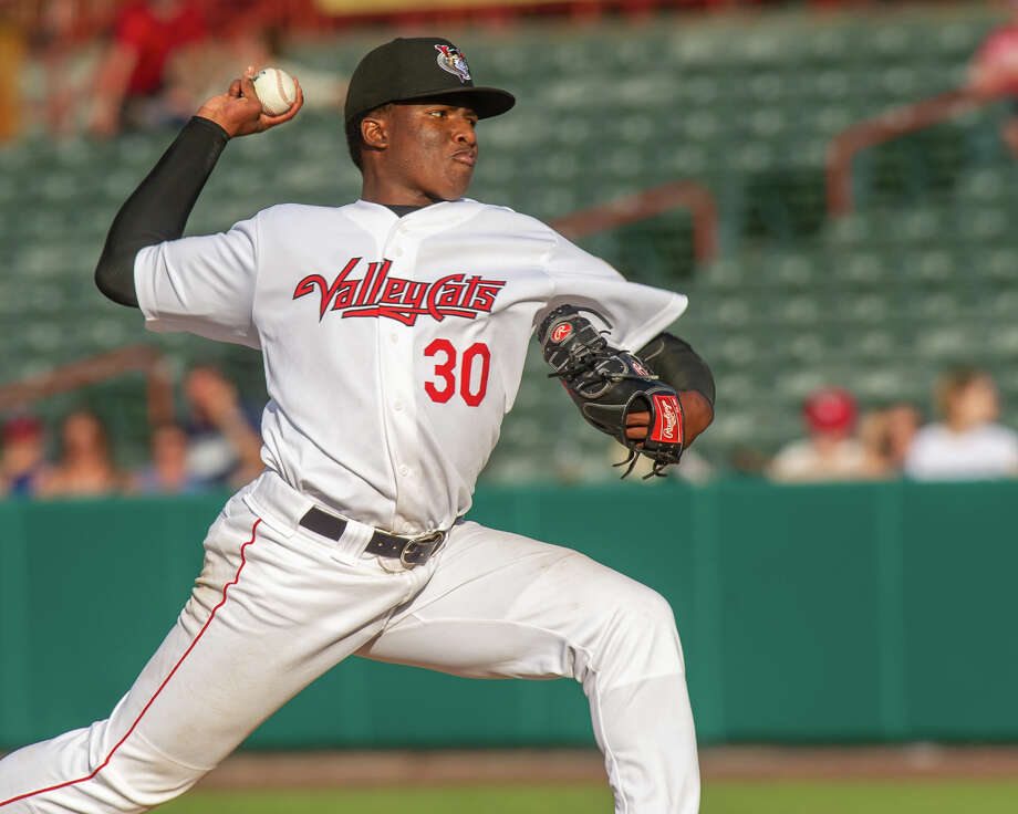 ValleyCats sweep Auburn after losing no-hitter in ninth - Times Union