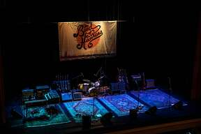 The Band of Heathens rocked the Charline McCombs Empire Theatre Sunday night.