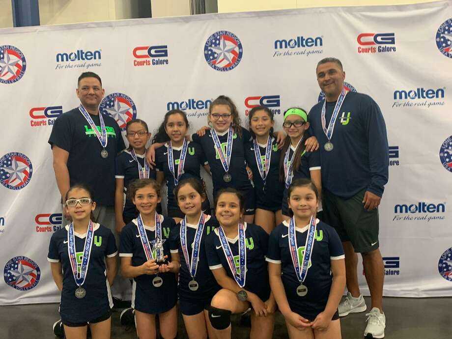 The Laredo Junior 11U teamwill play in the Junior Nationals Volleyball Championships in Indianapolis, IN this Monday-Wednesday. Photo: Courtesy Picture