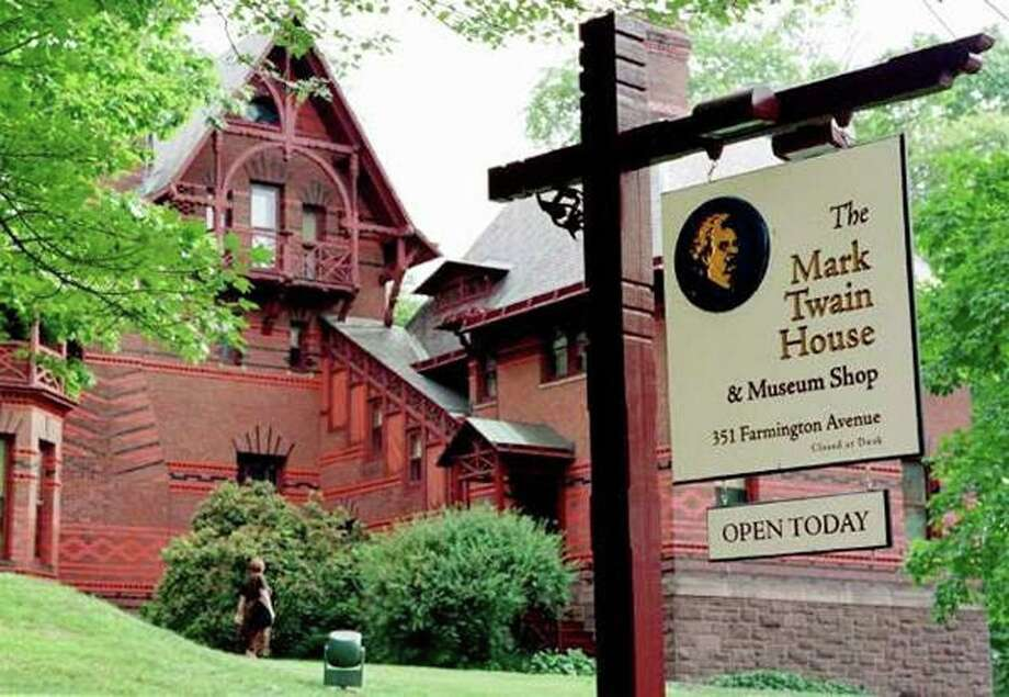 A view of the Mark Twain House. Photo: Mark Twain House And Museum