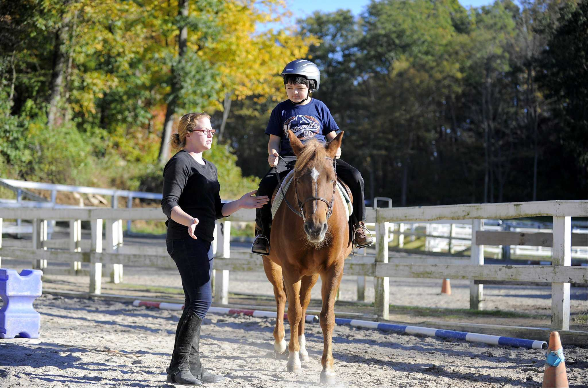 Where To Go Horseback Riding In Connecticut