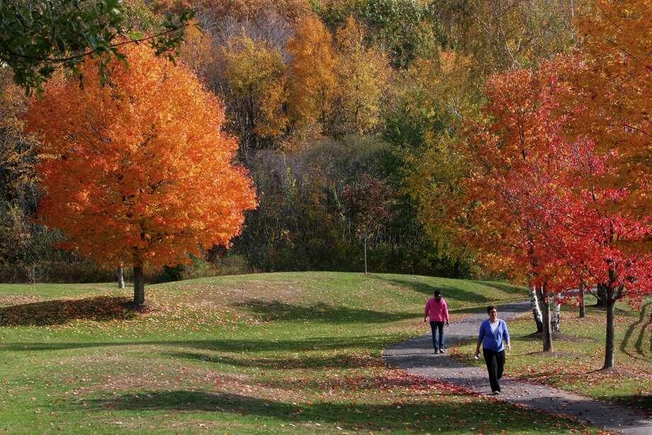 Wolfe Park in Monroe Photo: B.K. Angeletti / ST / Connecticut Post