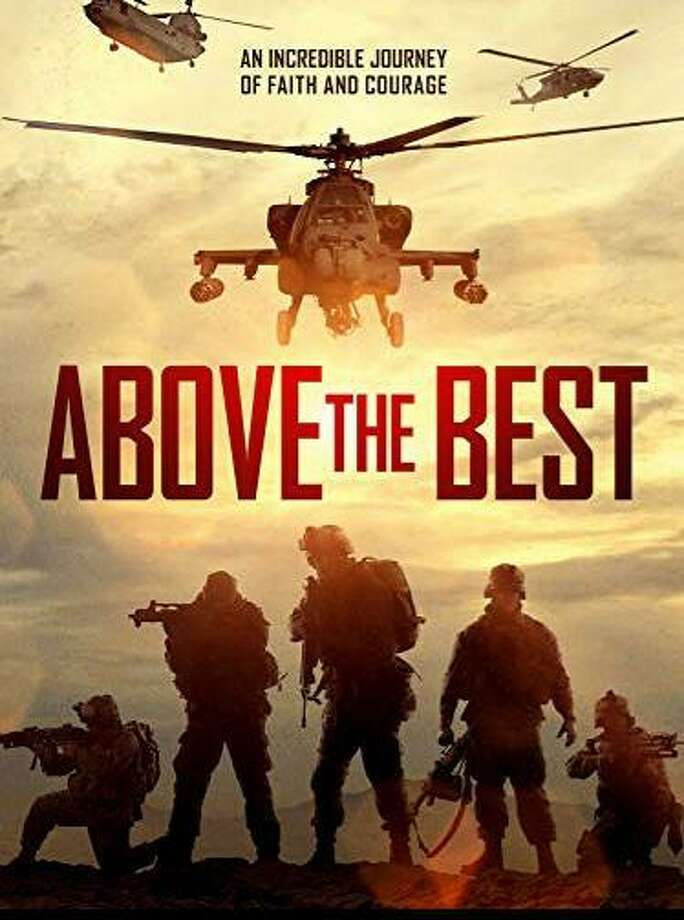 """Above the Best"" is the award-winning film that will make its Houston premiere at 7 p.m. July 3 at the Edwards Greenway Grand Palace 24 & RPX. The film features footage from an Apache helicopter piloted by Houstonian Daniel Flores.That footage is paired with other footage from ground troops to capture  important battles during 2006-07 when the Taliban was resurgent. Photo: Https://www.imdb.com/title/tt9759612/mediaviewer/rm2409732609 / Https://www.imdb.com/title/tt9759612/mediaviewer/rm2409732609"