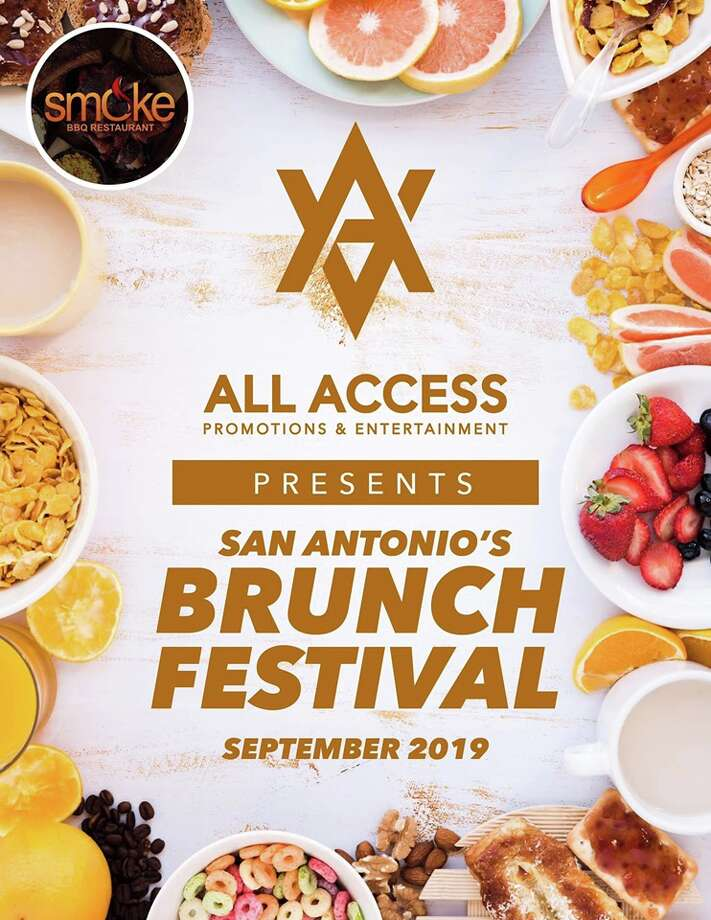 All Access Promotions and Entertainment is working with Smoke Owner Adrian Martinez to bring in the a group of the restaurants from the city's brunch scene for the event, founder and creator Mike Anthony Torres told mySA.com. Restaurant registration and ticket information will be available on July 13. Photo: Courtesy,  All Access Promotions