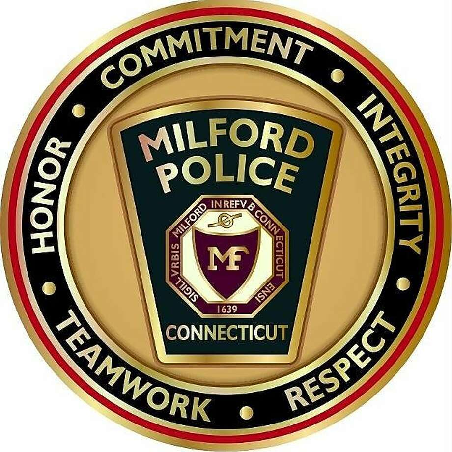 Milford Police Department Photo: Contributed, Milford Police Department Facebook Page