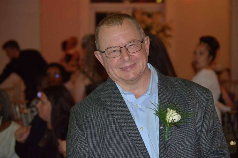 Edward Ed Dzialo Jr., of Seymour, was named Griffin Hospital Employee of the Year for 2019. Photo: Contributed / Griffin Hospital