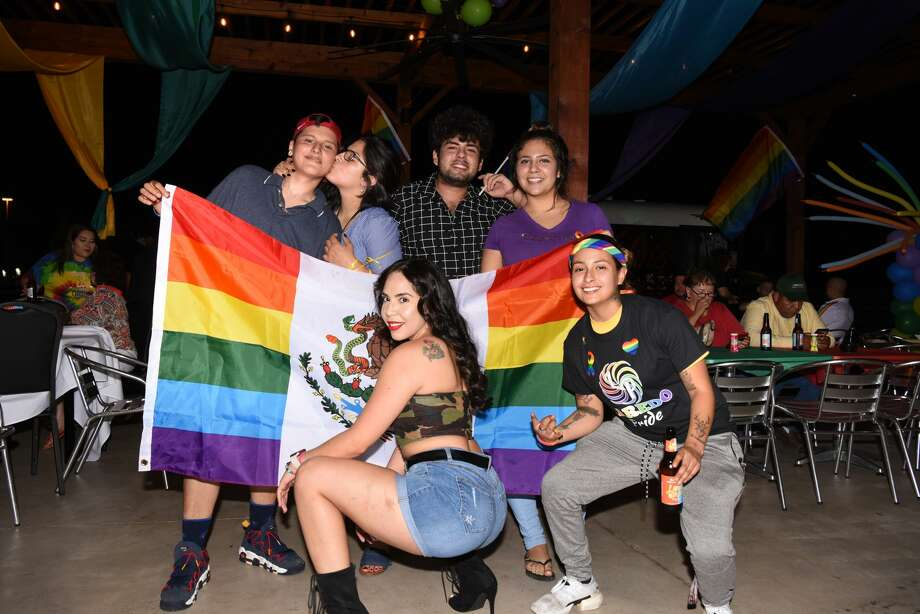 LGBTQ community members and supporters gathered and enjoyed the first annual Pride fest, hosted by Laredo Pride, at Pla-more Entertainment, Saturday, June 29, 2019. Photo: Christian Alejandro Ocampo
