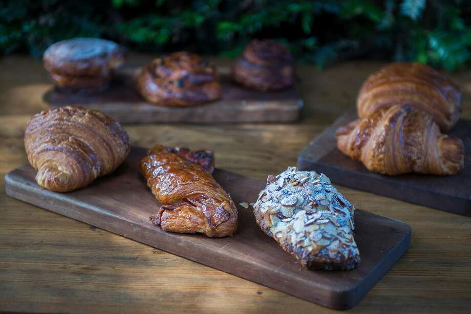 Big Sur Bakery has a large assortment a pastries they make there. Photo: Nic Coury / Special To The Chronicle