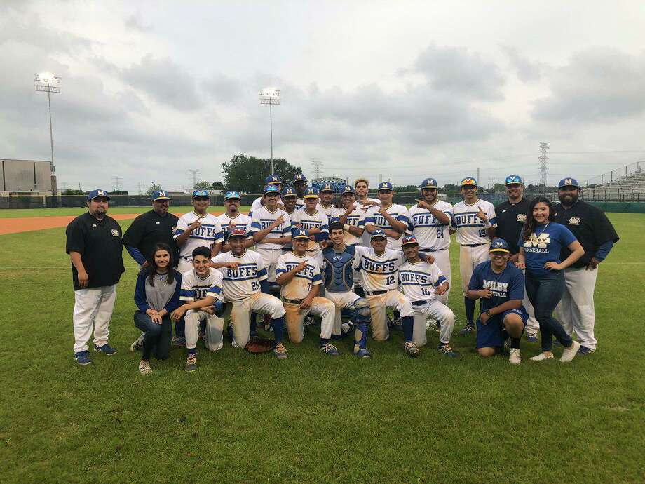 Milby, Waltrip top 23-5A all-district baseball honors - Houston