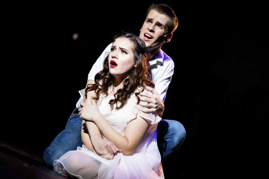 """""""West Side Story"""" at A.D. Players, Houston, 2019 Photo: A.D. Players"""