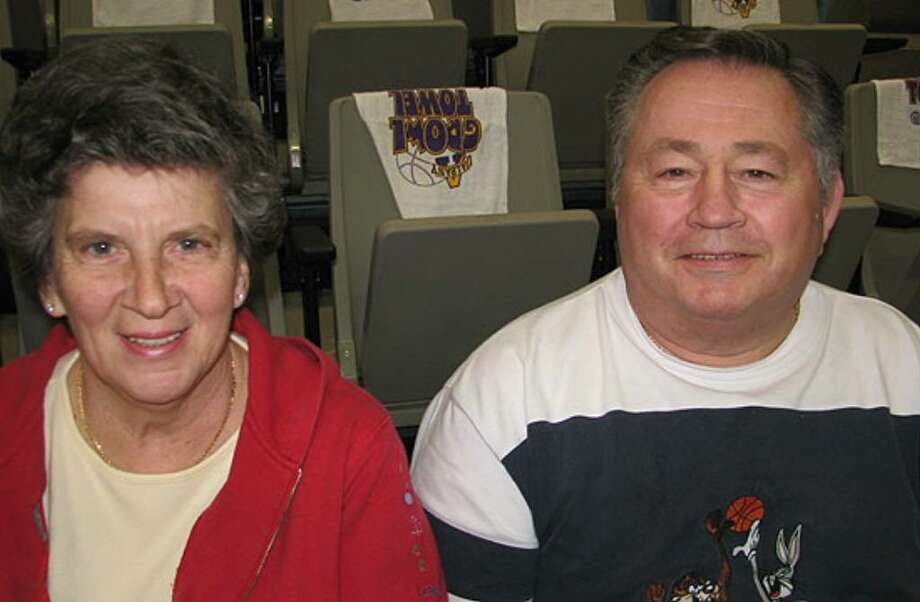 Were you seen at 2009 UAlbany basketball? Photo: Kristi L. Gustafson