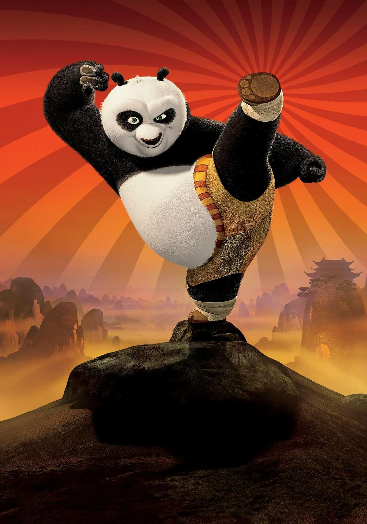 Kung Fu Panda (2008) | Kung Fu Panda 2 (2011) Available on Netflix July 1