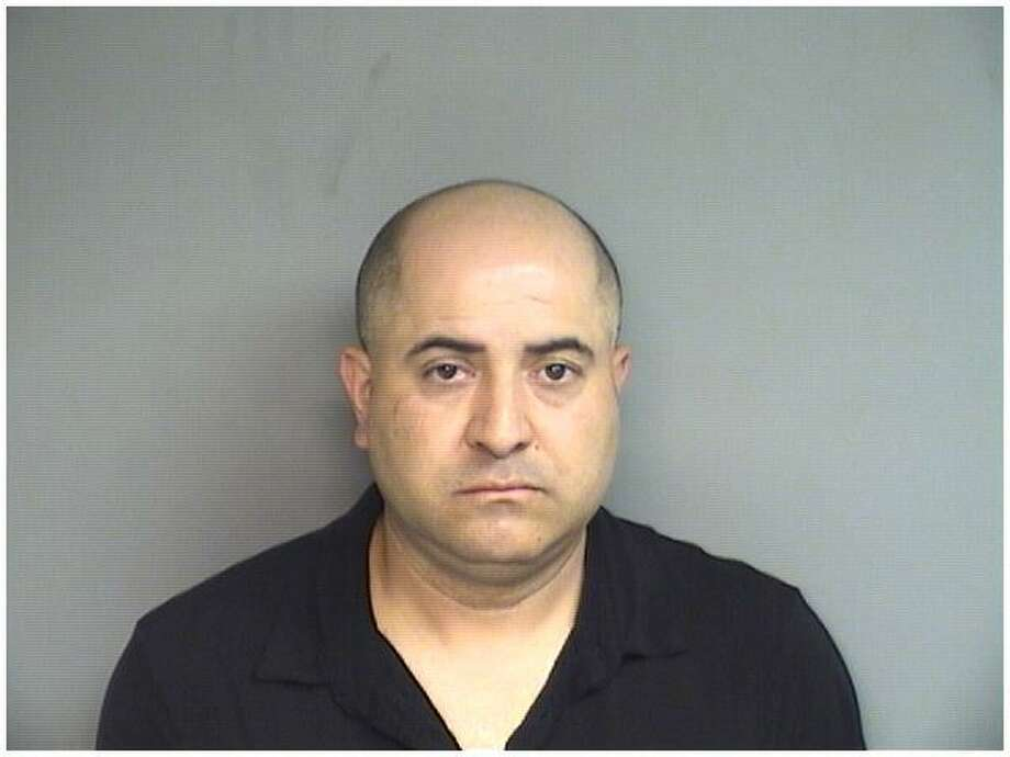 Jairon Castillo-Martinez, 40, was charged by police with drugging and sexually assaulting another man in Stamford at the beginning of the year. Photo: Stamford Police / Contributed