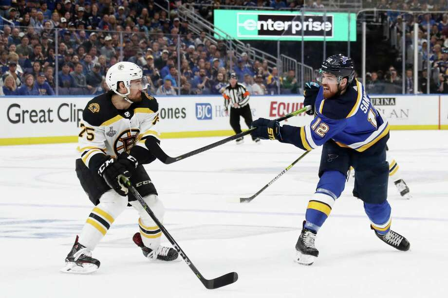 The Bruins and Connor Clifton, left, have agreed to a three-year contract extension. Photo: Bruce Bennett / Getty Images / 2019 Getty Images