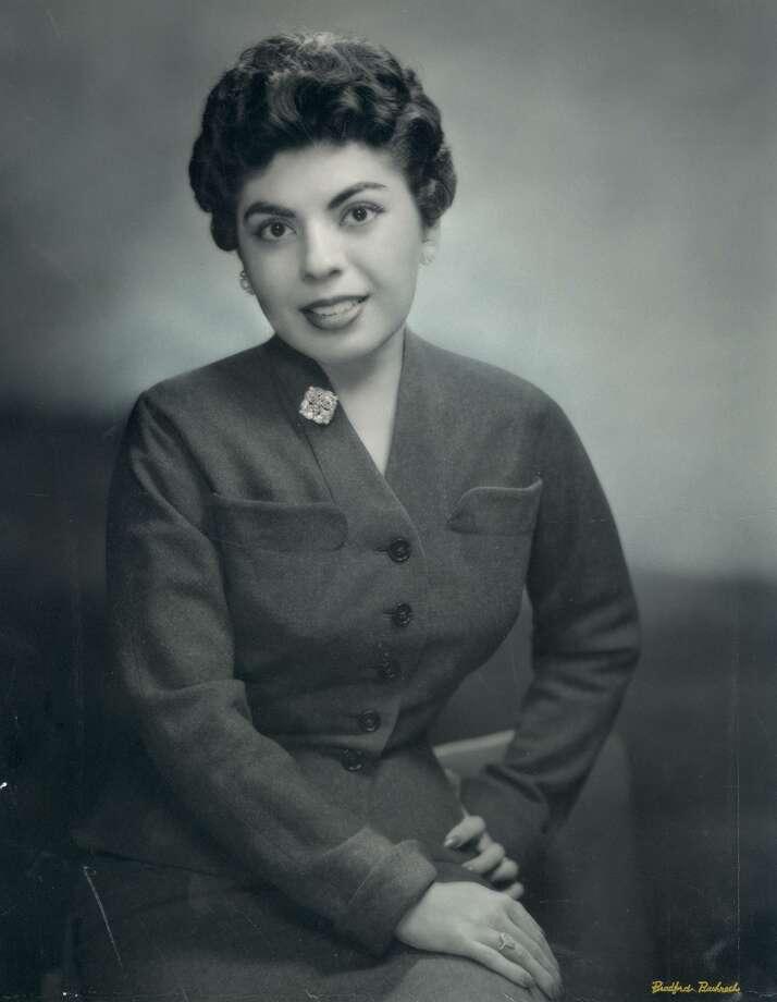 Olga Hachar La Vaude