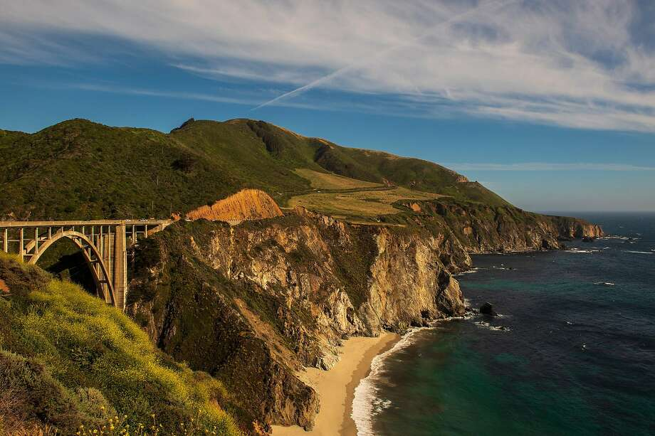 The Bixby Creek Bridge on the Big Sur coast is a magnet for photographers. Photo: Nic Coury / Special To The Chronicle