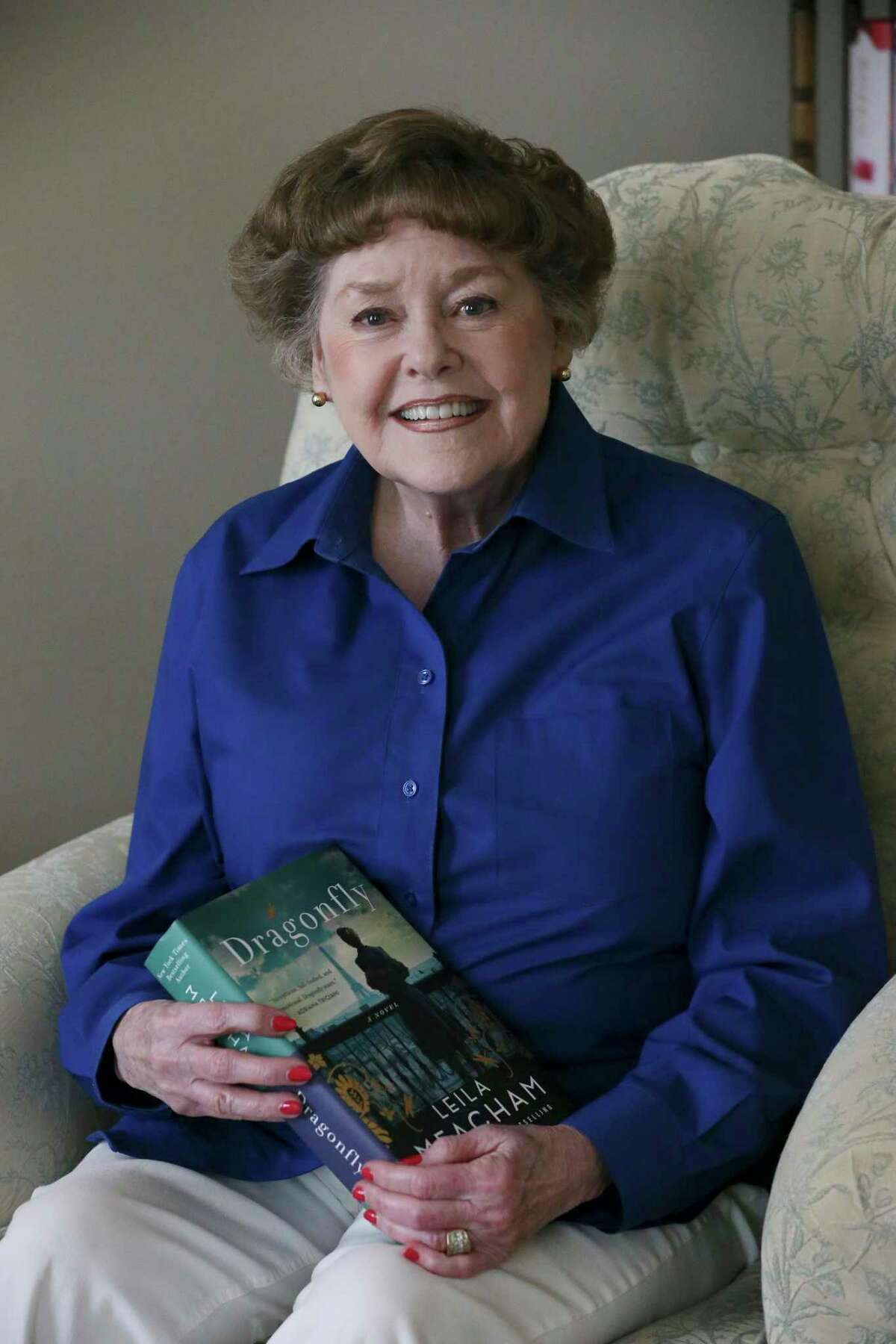 New York Times best-selling author Leila Meacham talks about her latest book,