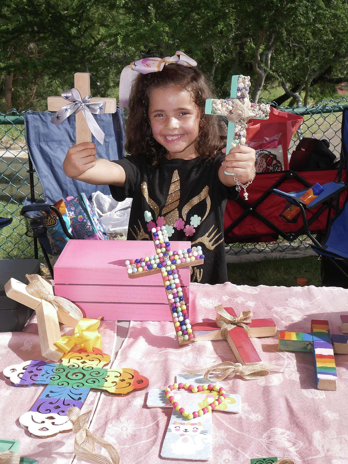 Laredoans at the Laredo Kids Fair at North Central Park, Saturday, June 29, 2019.