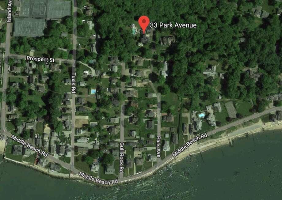 33 Park Ave. Seller/buyer: William J. and Diane Gardner to Alphonse Balzano  Price: $1,700,000 Photo: Google Maps