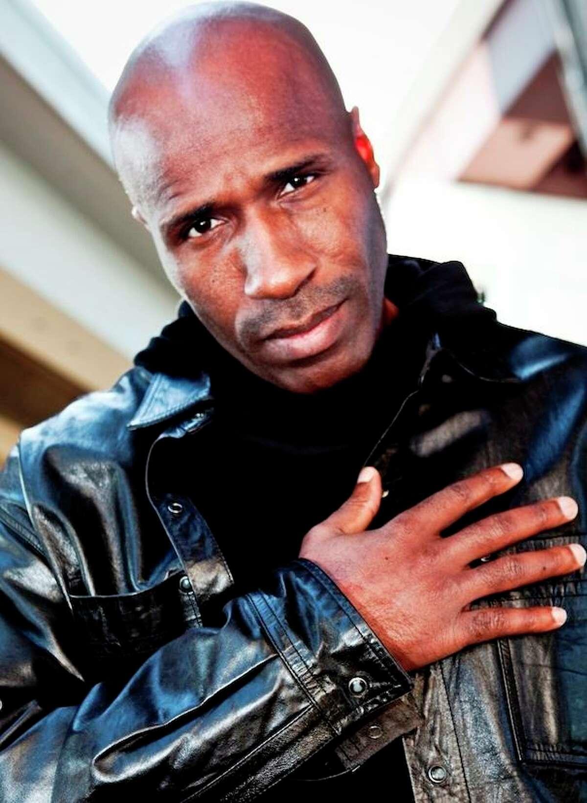 Willie D. of Houston rap group Geto Boys