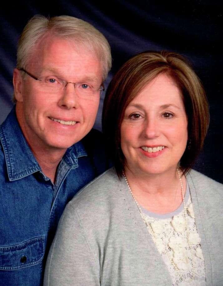 Andrew and Deborah Finn