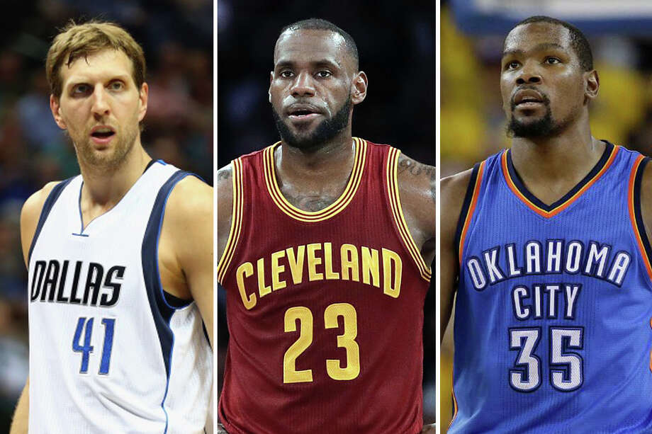 Dirk Nowitzki, LeBron James and Kevin Durant are among the high-profile NBA stars who once spurned the Rockets in free agency. >> Click through the following gallery to see the biggest whiffs in recent Rockets free agency history and where they ended up instead. Photo: Houston Chronicle
