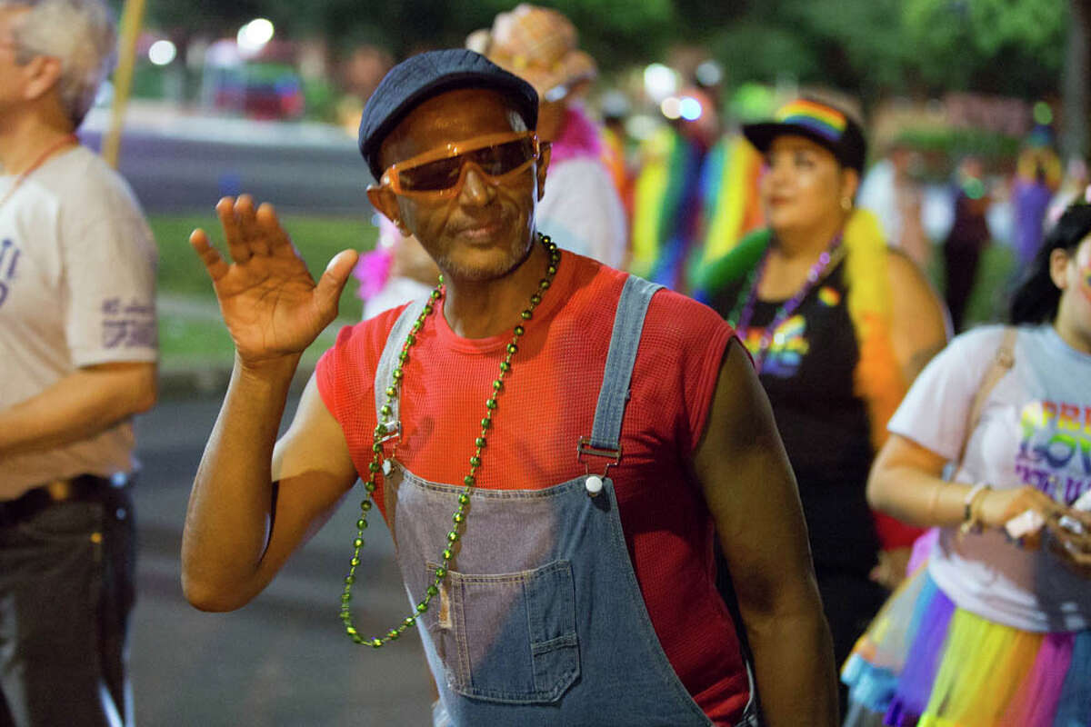 San Antonio gathered for the Pride Parade on Saturday June 29, 2019.