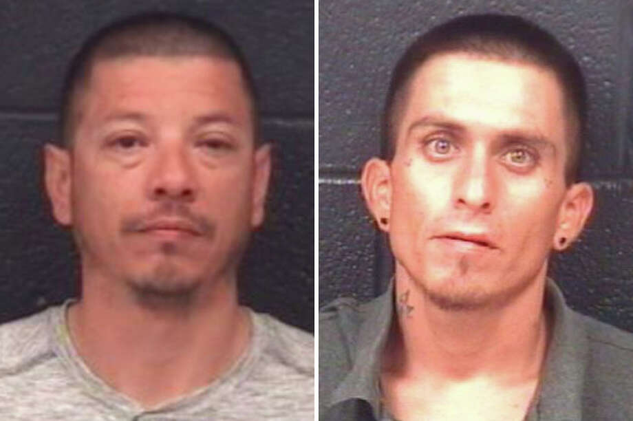 Multiple tips to Crime Stoppers landed two suspected street-level drug dealers behind bars, according to Laredo police. Photo: Courtesy