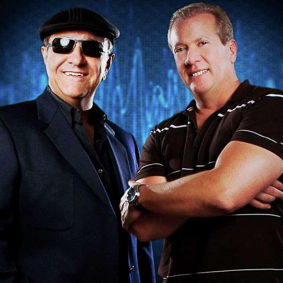 John Walton (left) and Steve Johnson (right) Photo: Facebook/Courtesy Of Walton And Johnson Show