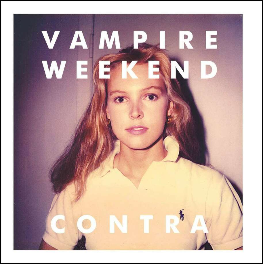 "The popular band ""Vampire Weekend"" is being sued for allegedly using the image of Fairfield resident Ann Kirsten Kennis without her pemission. She is seeking $2 million. Photo: Contributed Photo / Fairfield Citizen"