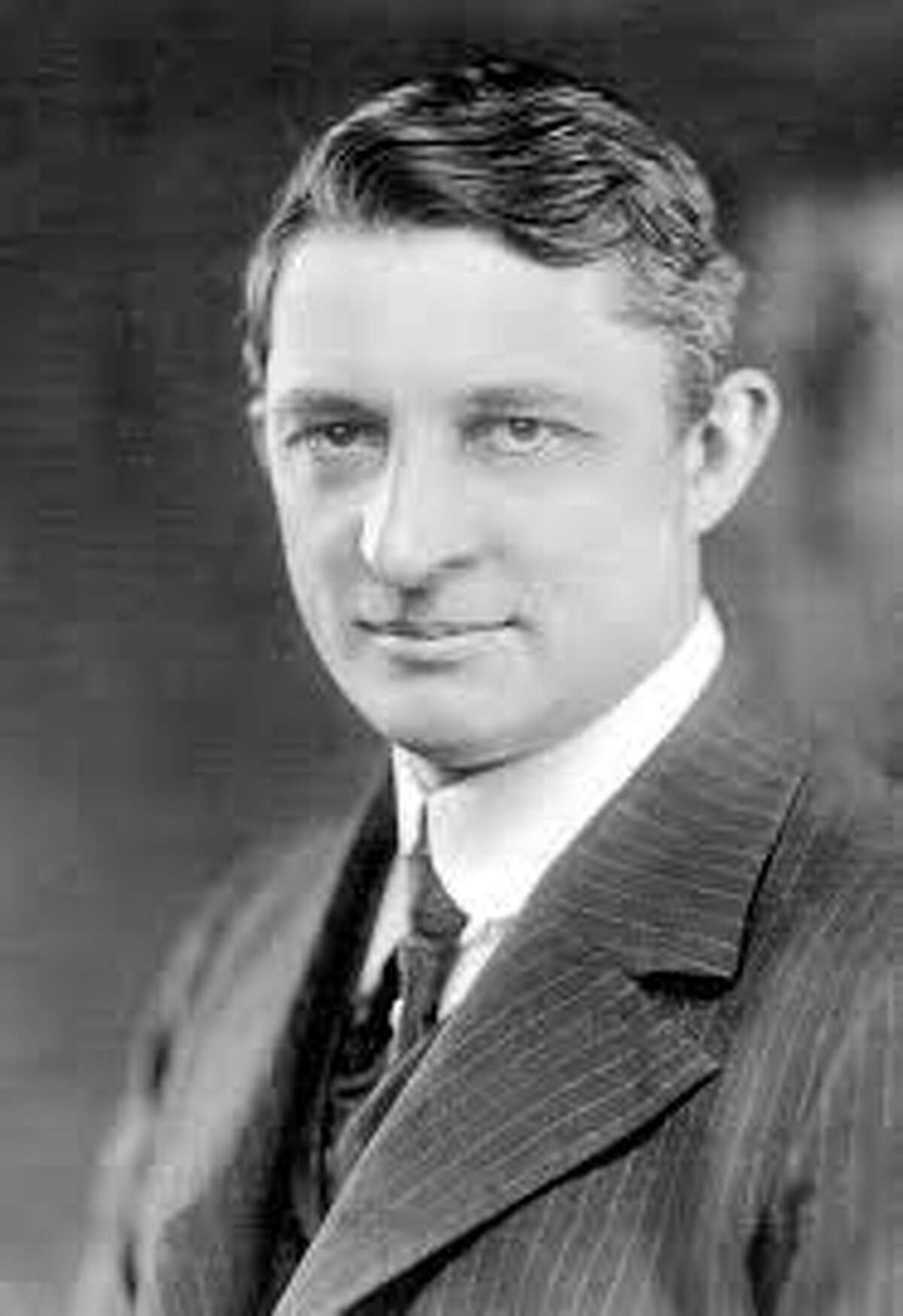 Willis Carrier, inventor of the first modern air conditioner. Photo courtesy of reddit.com