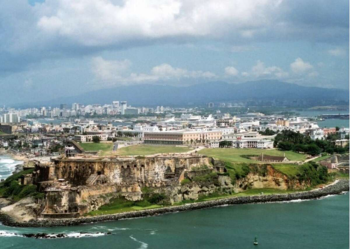 Puerto Rico Destination: San Juan, Puerto Rico Cost: $149 Departure Date: Jan. 13 Type: round trip, non-stop Airline: Spirit Airlines Here's why you should visit: The U.S. island territory has been in total recovery mode since Hurricane Maria in 2017. This means renovations at a wave of hotels and big savings. - Harper's Bazaar