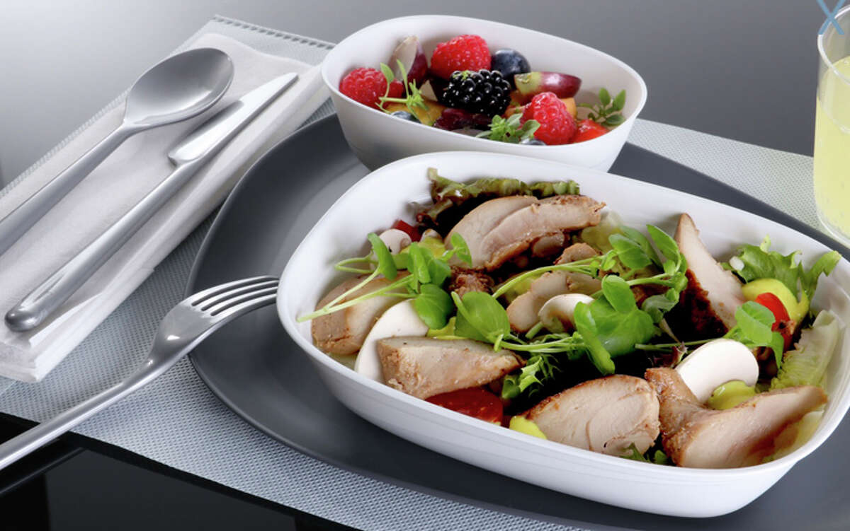 Delta will add better meals and new dinnerware for international economy passengers.