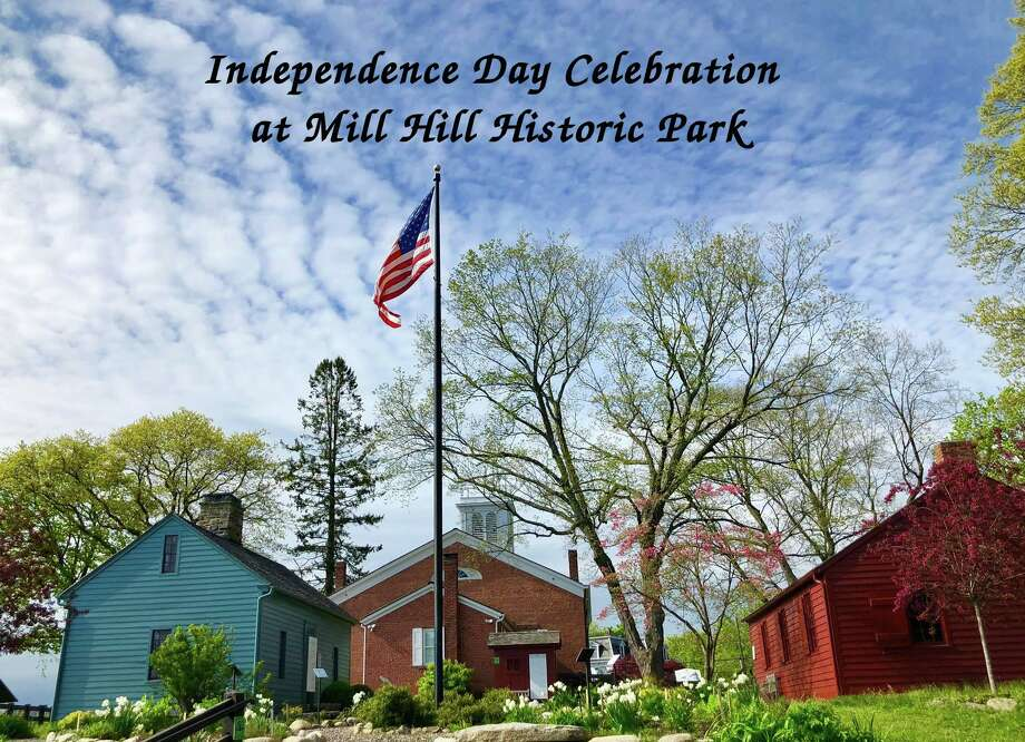 "Celebrate Independence Day at Mill Hill Historic Park on July 4. View the new exhibit ""One Room Schoolhouses: A History of Education in Norwalk 1650-1870,"" take part in the annual ""Let Freedom Ring"" bell ringing ceremony and honor the 240th anniversary of the Battle and Burning of Norwalk by learning about the ""Heroes of the Battle of Norwalk"" during the slide lecture by local historians Ed and Madeleine Eckert. Photo: Mike Mushak / Norwalk Historical Society"
