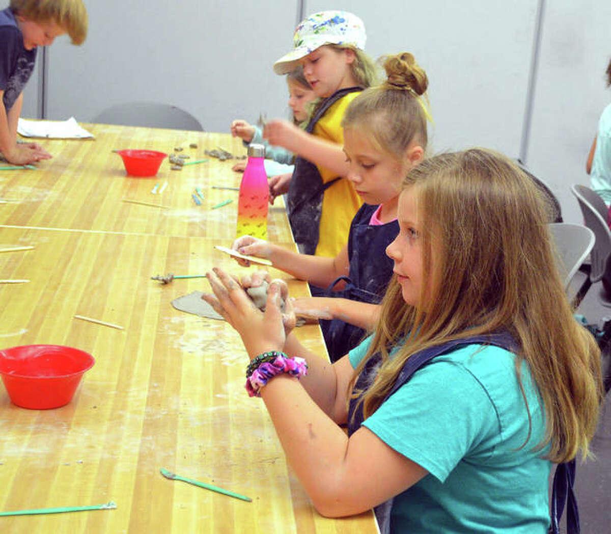 SIUE Summer Arts camp