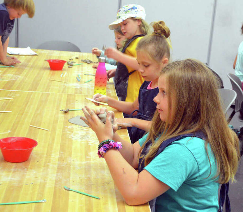SIUE Summer Arts camp Photo: Scott Marion/The Intelligencer