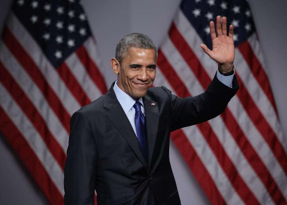 Barack Obama Photo: Alex Wong // Getty Images