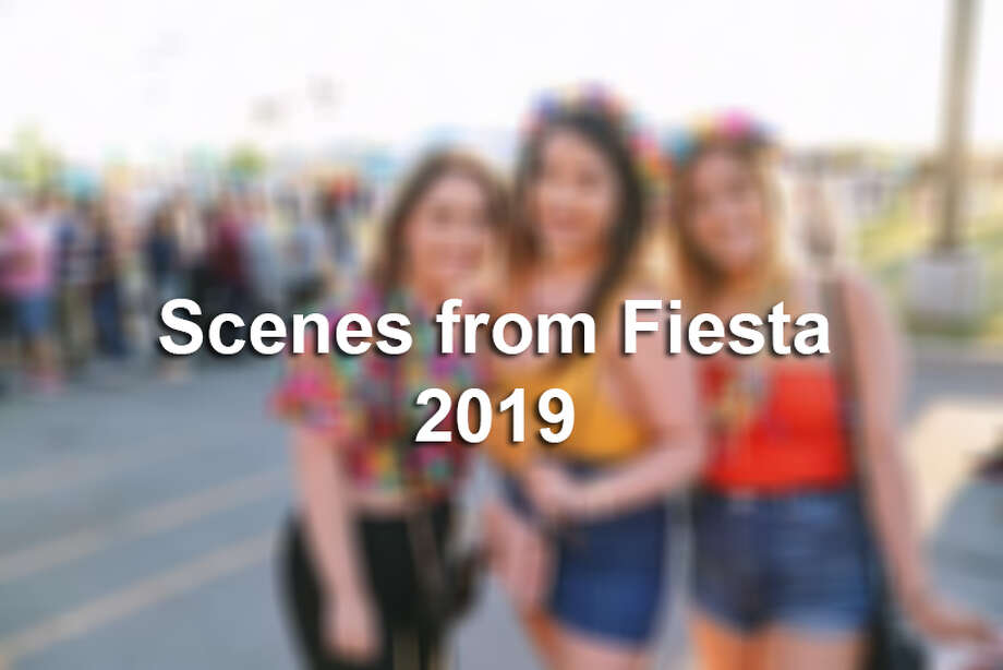 Scenes from Fiesta 2019. Photo: Chavis Barron For MySA.com