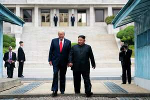 President Donald Trump has heaped praise on dictators such as Kim Jong Un, the ruthless North Korean leader, but his actions matter more than his words.