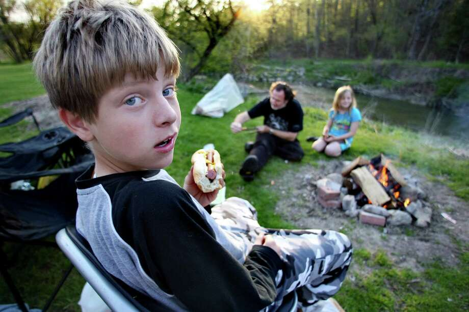 Camping? don't forget about nutrition. Photo: Andrew Francis Wallace, Contributor / Getty Images / Toronto Star