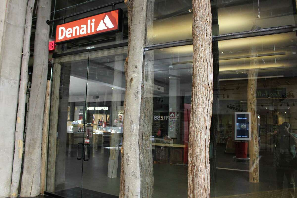 Guilford-based Denali's now-shuttered Trumbull store.