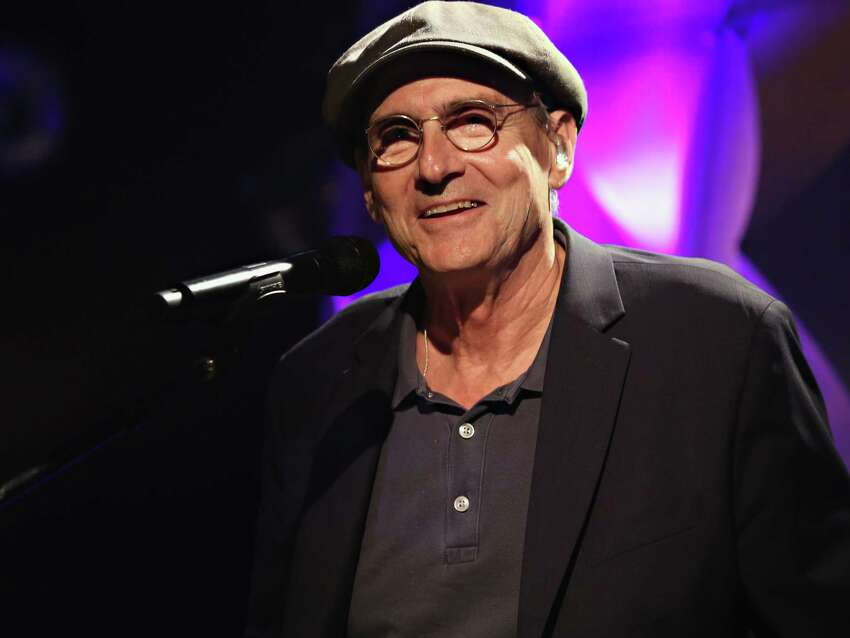 James Taylor Wednesday, July 3-4, Thursday, Tanglewood, Lenox, Mass. (Photo by Cindy Ord/Getty Images for iHeartRadio)