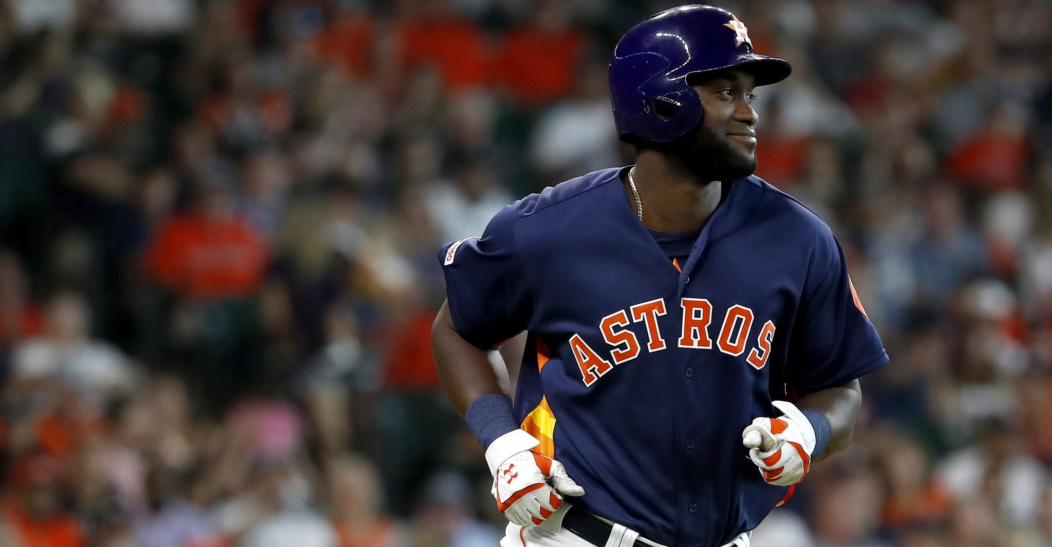 Astros' Yordan Álvarez will not start during Rockies series