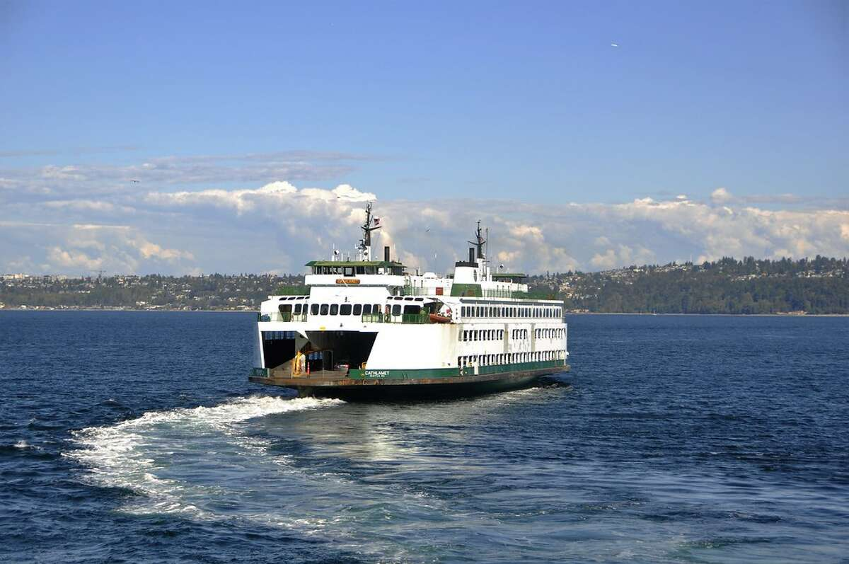 Seattle-Bremerton to have one-boat ferry service this week