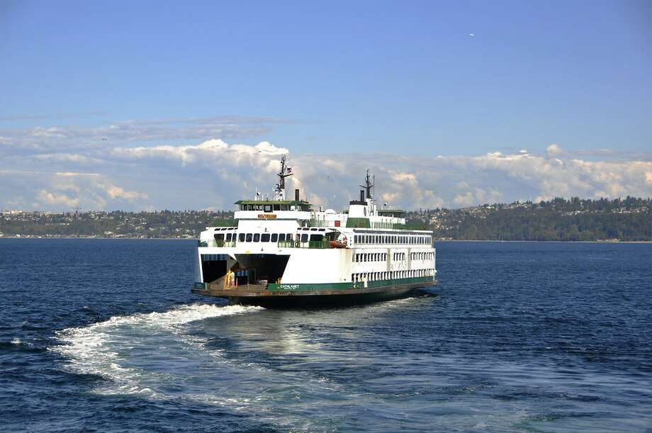Several ferries were delayed the morning of Jan. 21, 2020 as a popcorn machine on fire triggered a passenger-less sailing to Bainbridge Island. No one was hurt. Photo: JoeInSouthernCA