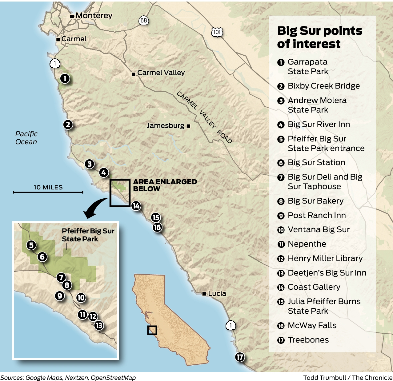 How to do Big Sur the right way - SFChronicle.com