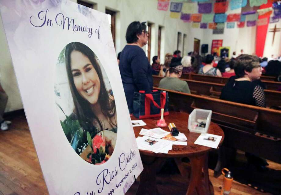Erin Rios Castro of San Antonio was 19 when she was killed, and her boyfriend is now accused of murder. Photo: Tom Reel /Staff Photographer / 2019 SAN ANTONIO EXPRESS-NEWS