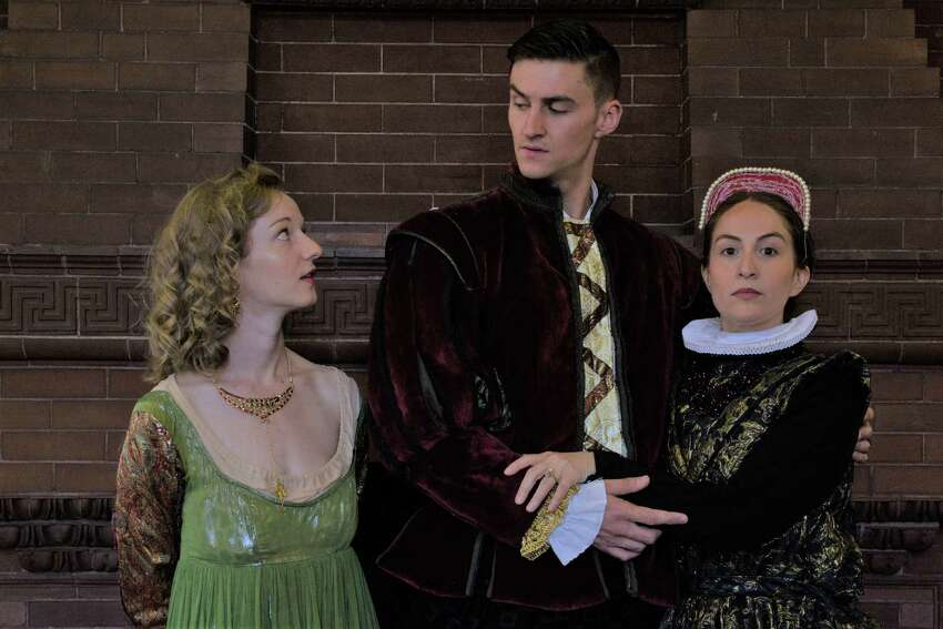 The Valley Shakespeare Festival will present the tale of King Henry on the Shelton's Veteran's Memorial Park, all weekend long. Find out more.